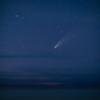 彗星&フィールド散歩