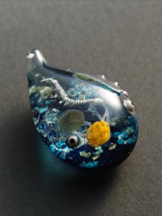 「プルトン」と「骨魚の雫」